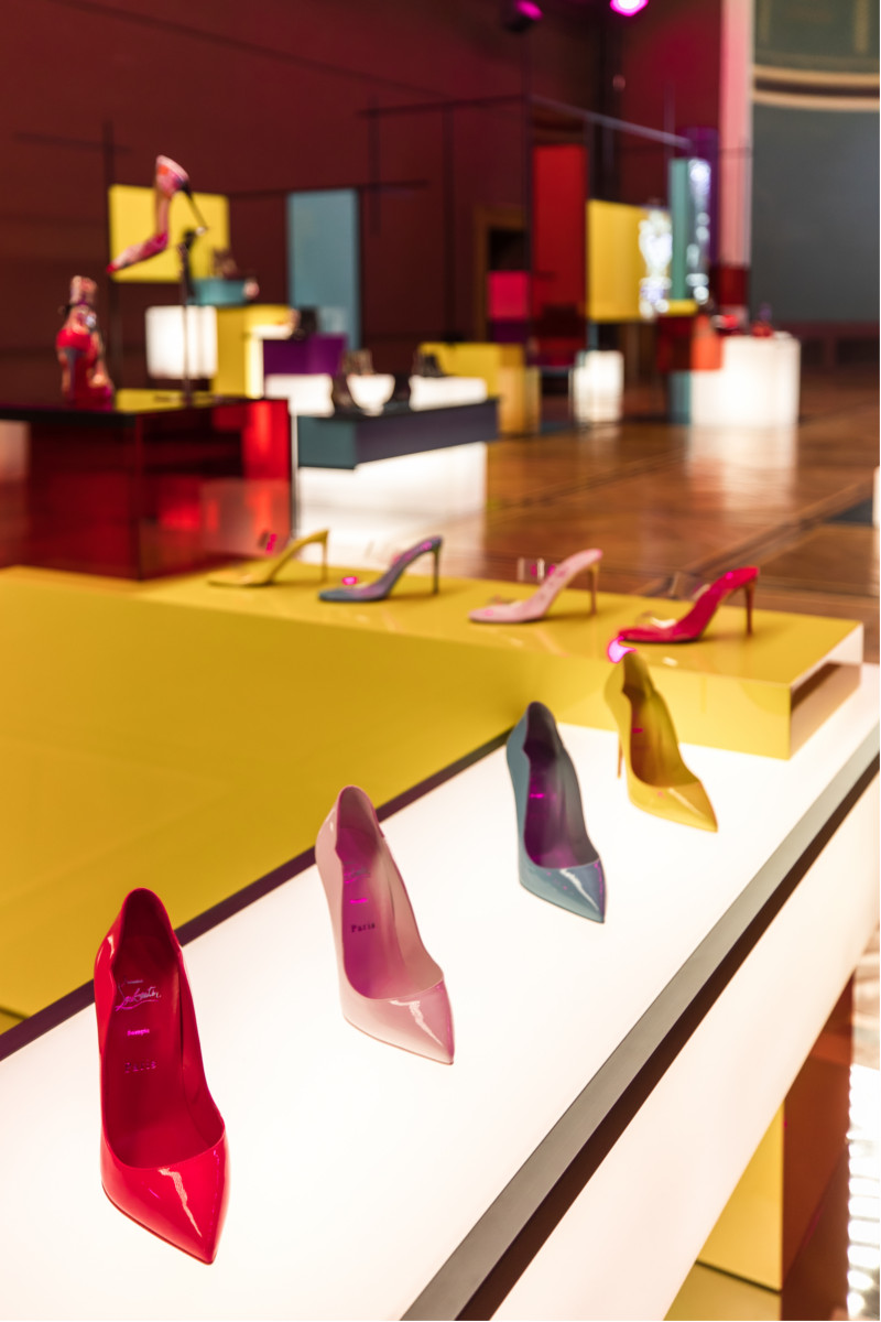louboutin shoes new collection