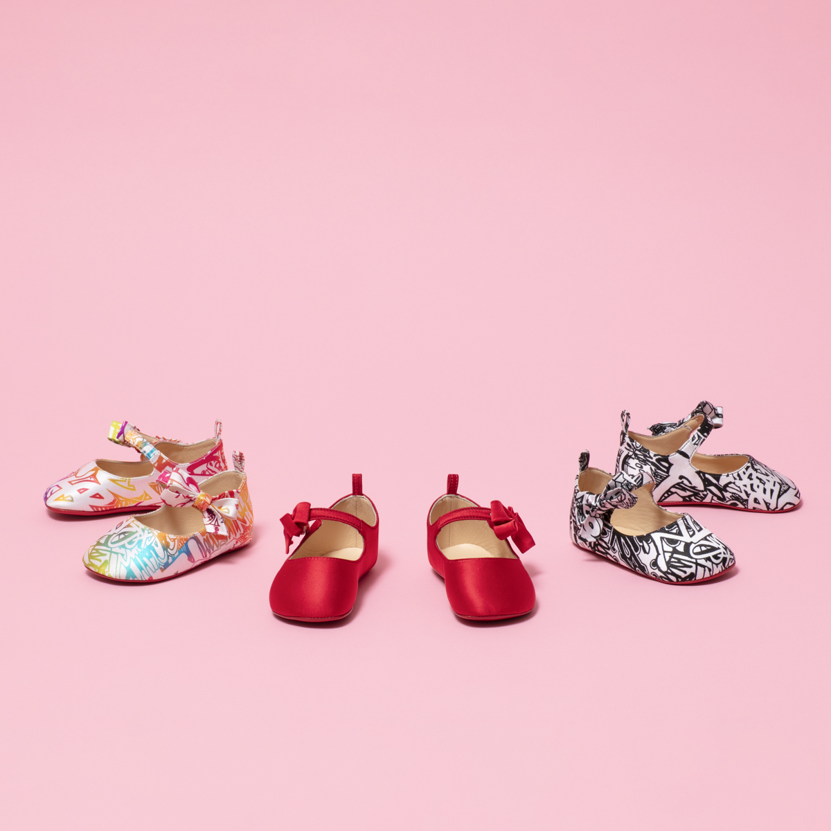 Christian Louboutin Baby capsule