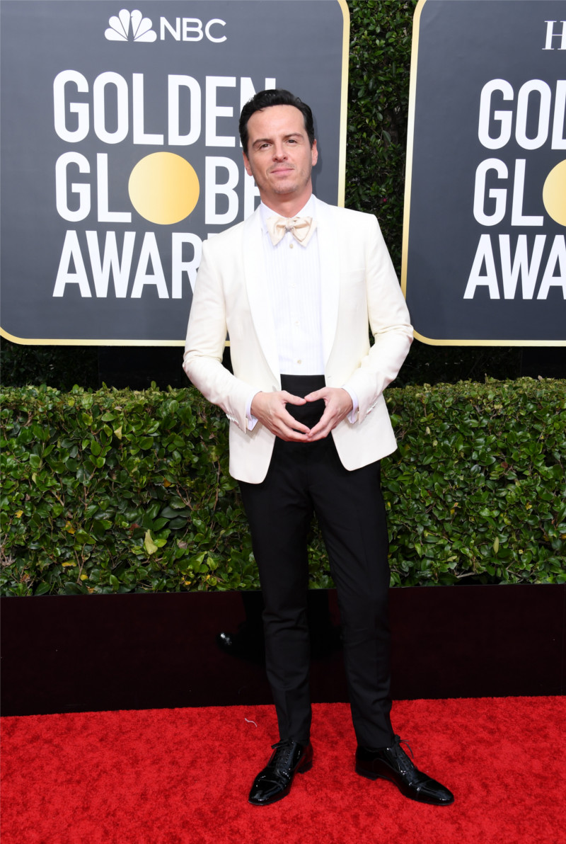 Andrew Scott - 77th Annual Golden Globe Awards