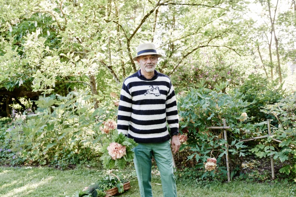 Christian Louboutin's Garden