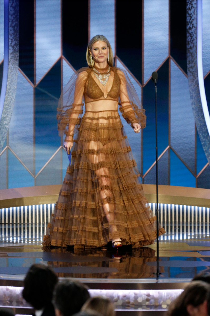 Gwyneth Paltrow - 77th Annual Golden Globe Awards