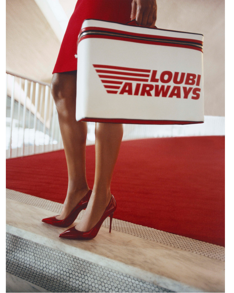 Welcome Aboard Loubiairways