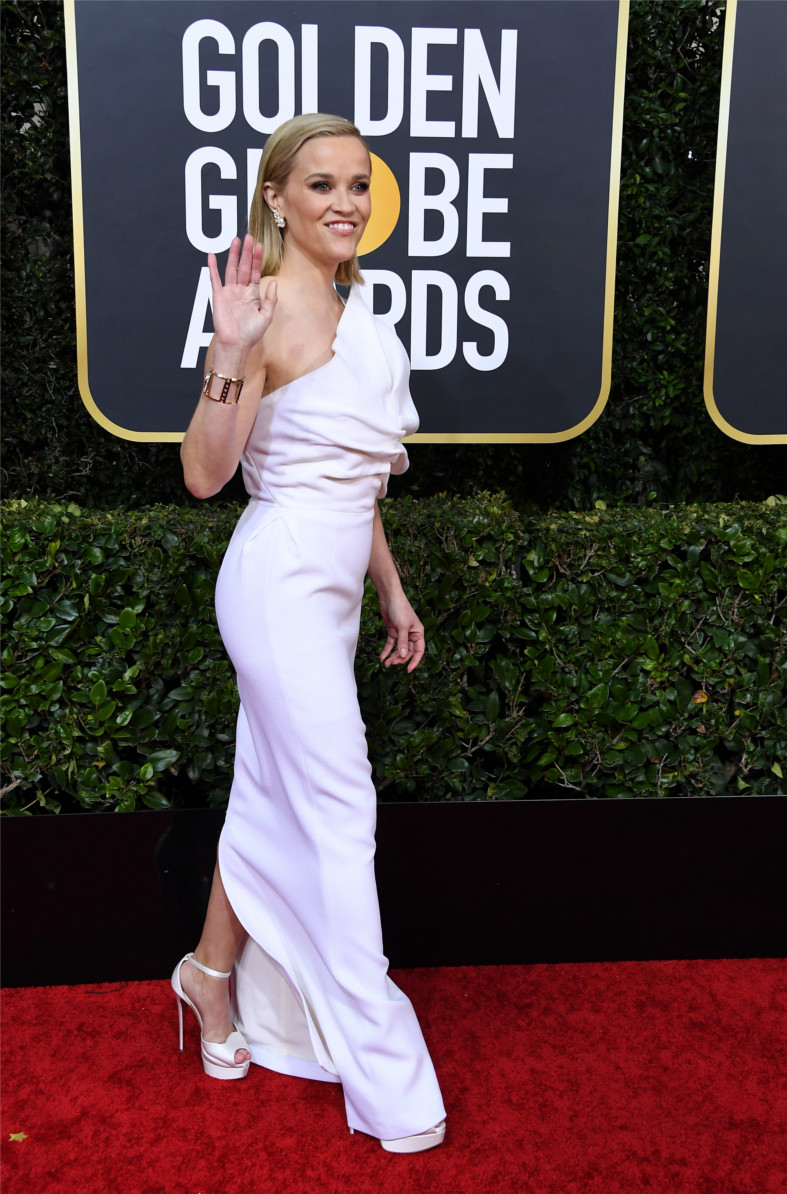 Reese Witherspoon - 77th Annual Golden Globe Awards