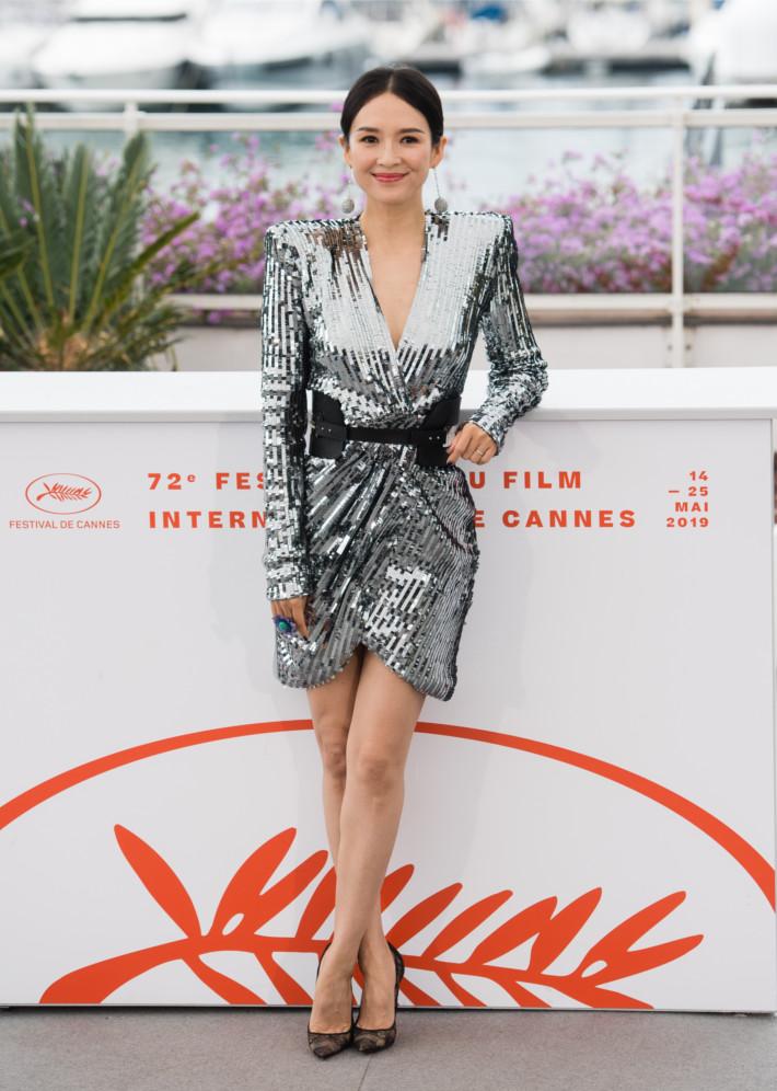 Zhang Ziyi Cannes 2019