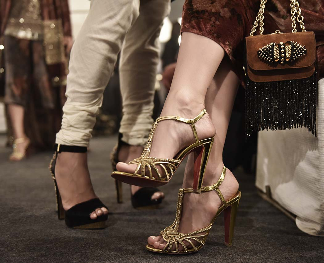 Behind the cooperation: Christian Louboutin x Sabyasachi